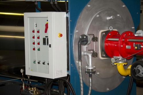 Quadro di controllo del generatore OMG